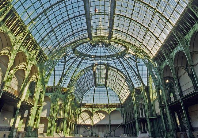 Grand palais des champs lys es perrot richard for Salon d honneur grand palais