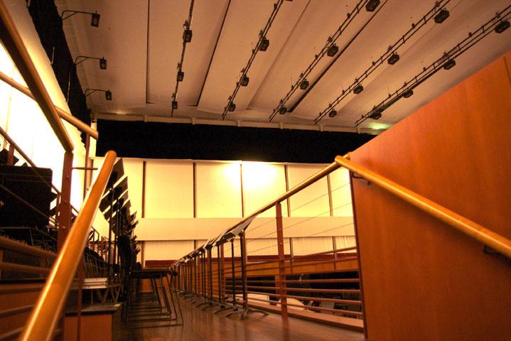salle de r p tition liebermann de l 39 op ra bastille perrot richard architectes. Black Bedroom Furniture Sets. Home Design Ideas